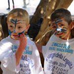 Capaci 23 maggio: Festa della Legalità, i bambini colorano il giardino della memoria