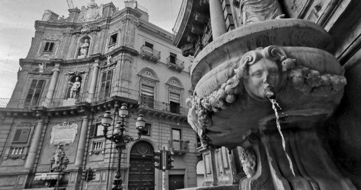 Palermo in Bianco e Nero...presto tornerà colorata