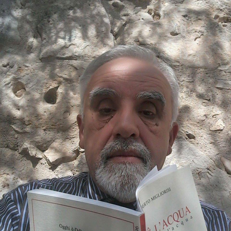"Mario Tumino interpreta ""PISATICI LU GRANU PI MA MATRI"""
