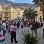 """Altofonte: Sit-in per il Bosco della Moarda –  Il sindaco Angela De Luca """" Qualcuno deve sapere, qualcuno deve parlare, qualcuno deve dire… Chi ha distrutto"""""""